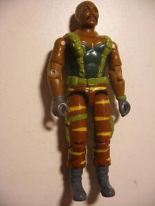 Hasbro-G-I-joe-GI-joe-ORIGINAL-vintage-1988-figure-Tiger-Force-ROADBLOCK-GIjoe