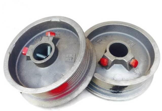 Pair 400-10 for up to 10 High Door Standard Lift Garage Door Cable Drum
