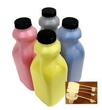 4 Toner Refill for use in OKI C911dn, C931, C931dn, C941e, C941dn C942 (NO Chip)