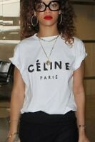 * New Celine Paris Rihanna Swag Wasted Youth Comme Des Dope Down Unisex T-Shirt