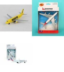 """Spirit American Southwest Airlines Diecast Airplane Package 3x5.5/"""" Model Planes"""