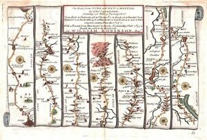 Antique-map-The-Road-from-York-to-West-Chester-plate-089