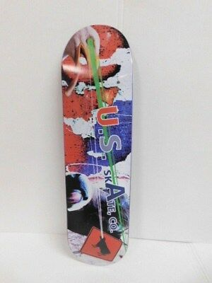 "NEW YORK CITY SKAPE SKYLINE skateboard deck 8.25/"" inch deck RARE NYC BIGGIE D02"