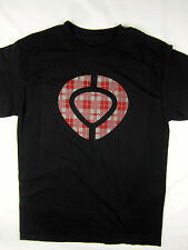 Circa skate brand logo men's black T shirt size MEDIUM
