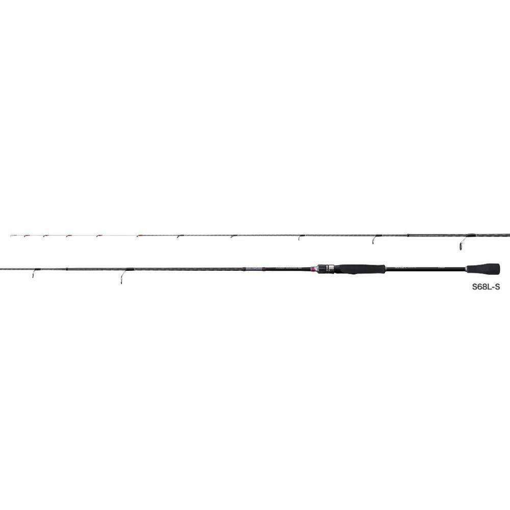 Shimano SABER MASTER BB STICK S 68L-S Spinning Rod