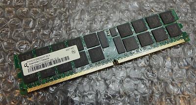 2 HP 405477-061 4GB PC2-5300P DDR2-667Mhz ECC Registered 1.8V 240-pin Server RAM