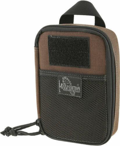 Maxpedition Fatty Pocket Organizer EDC Bag Black 0261B