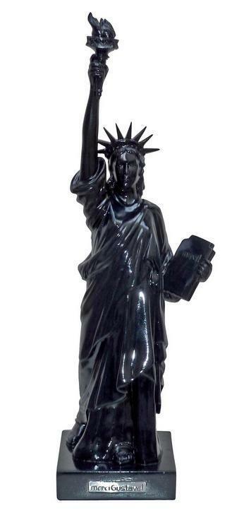 New York Freiheitsstatue Liberty Poly Modell 41 cm,limitiert mit Zertifikat,NEW