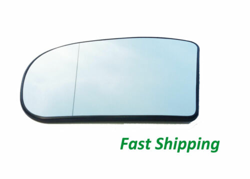 MB W203 C Mirror Glass Aspherical LEFT HEATED 2000-2007 MB C240 C280 C320 W211