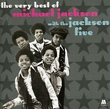Michael Jackson/Jackson Five Very Best Of CD NEW SEALED ABC/Ben/Rockin' Robin+