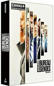 Le Bureau des Légendes - Saison 5 (DVD, 2020, Set de 4 Disques)