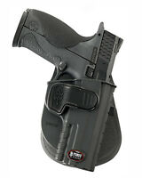 Fobus Swch Trigger Guard Left Hand Paddle Holster For Smith & Wesson S&w M&p