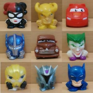 Misc-Mash-039-ems-Mashems-Squishy-Cars-Transformers-Super-Heroes-Avengers-Various