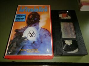 Dutch vhs ex-rental -In the Aftermath (      Carl Colpaert, Tony Markes)