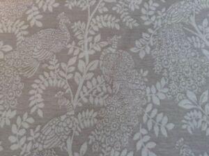 Savanna Heavy  Woven Cotton Chilli Red Curtain//Craft//Upholstery Fabric
