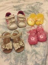 Lotto per OdL di bimba scarpe neonato 3 ADIDAS prossimo Jelly Sandali Scarpe