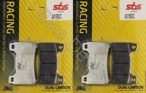 Honda-CBR1000RR-fireblade-2004-2016-Dual-Carbon-SBS-Race-Front-brake-pads-809DC