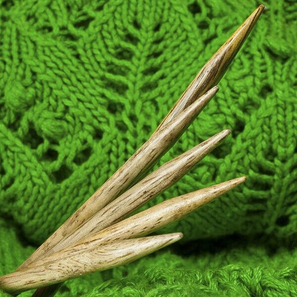 """6/"""" :Nirvana Needle Arts Mango Double Pointed Needles: 6 US HiyaHiya"""