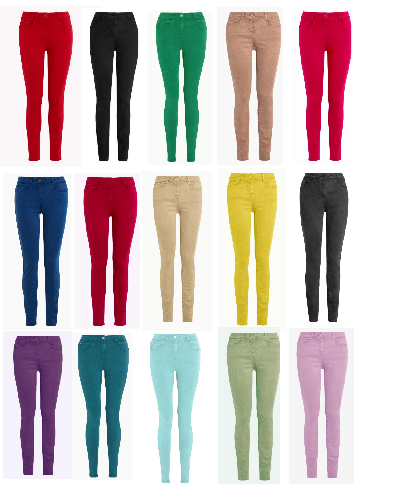 Details about Womens Ex Next Skinny Denim Jeans Ladies Soft Touch Slim Fit Sizes 6 to 22