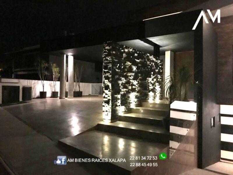 casa RESIDENCIAL en xalapa ZONA EXCLUSIVA  fracc Residencial del Lago