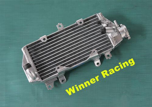 Aluminum Alloy Radiator Fit YAMAHA WR250R//WR250X//WR25RB 2009-2018 2017 2016