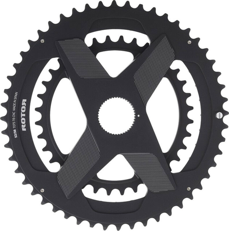 Rotor noQ Rings 50 34T Direct OCP Mount Chainrings