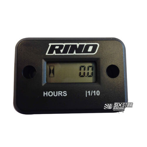 Rino Racing Compteur D/'Heures Horaire Urenteller Moto Quad ATV Cross Enduro