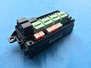 s l300 bmw mini one cooper s engine fuse box (part 6906604) r50 r53