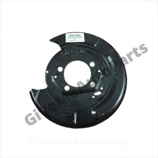 4650448020 GENUINE Toyota PLATE SUB-ASSY BARKING BRAKE LH 46504-48020 OEM