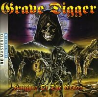 Grave Digger - Knights Of The Cross [new Cd] Rmst, Germany - Import on sale