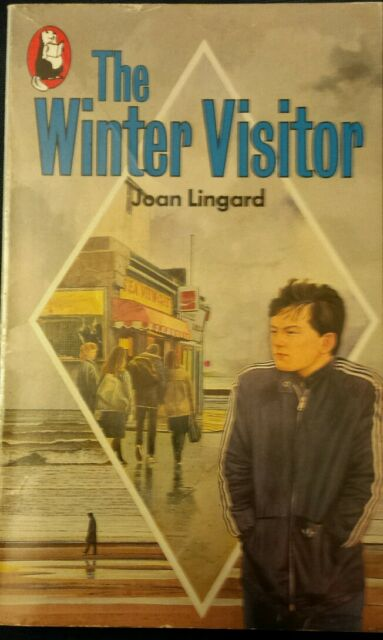The Winter Visitor Joan Lingard FREE AUS POST very good used cond paperback 1984