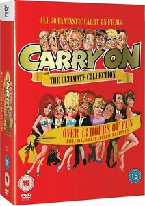 CARRY-ON-The-Ultimate-Collection-SEALED-NEW-Complete-All-30-Films-5037115361035