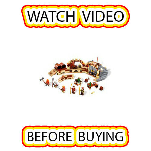 Lego Barrel Escape Set [itm3] 79004 The Hobbit and the Lord of the Rings   The H