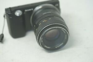 SONY E MOUNT ADAPTED PENTAX Super Takumar 55mm F2 PRIME LENS ALL A7 NEX,A6000