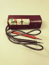 Lk Vintage Ideal Voltage Tester 61 004 Ac Dc Made In The Usa