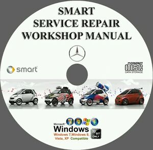 smart fortwo pulse passion city roadster brabus forfour service rh ebay com smart fortwo 450 workshop manual pdf 2006 smart fortwo owners manual pdf