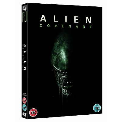 Alien Covenant [DVD] [2017] *PRE ORDER ONLY, RELEASE DATE 18/09/17*