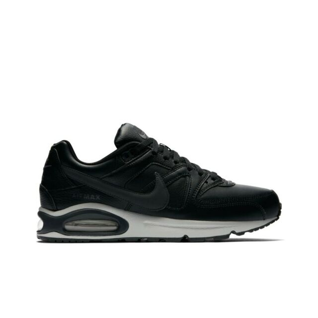 Shoes NIKE Air Max Command Leather 749760 001 BlackAnthraciteNeutral Grey