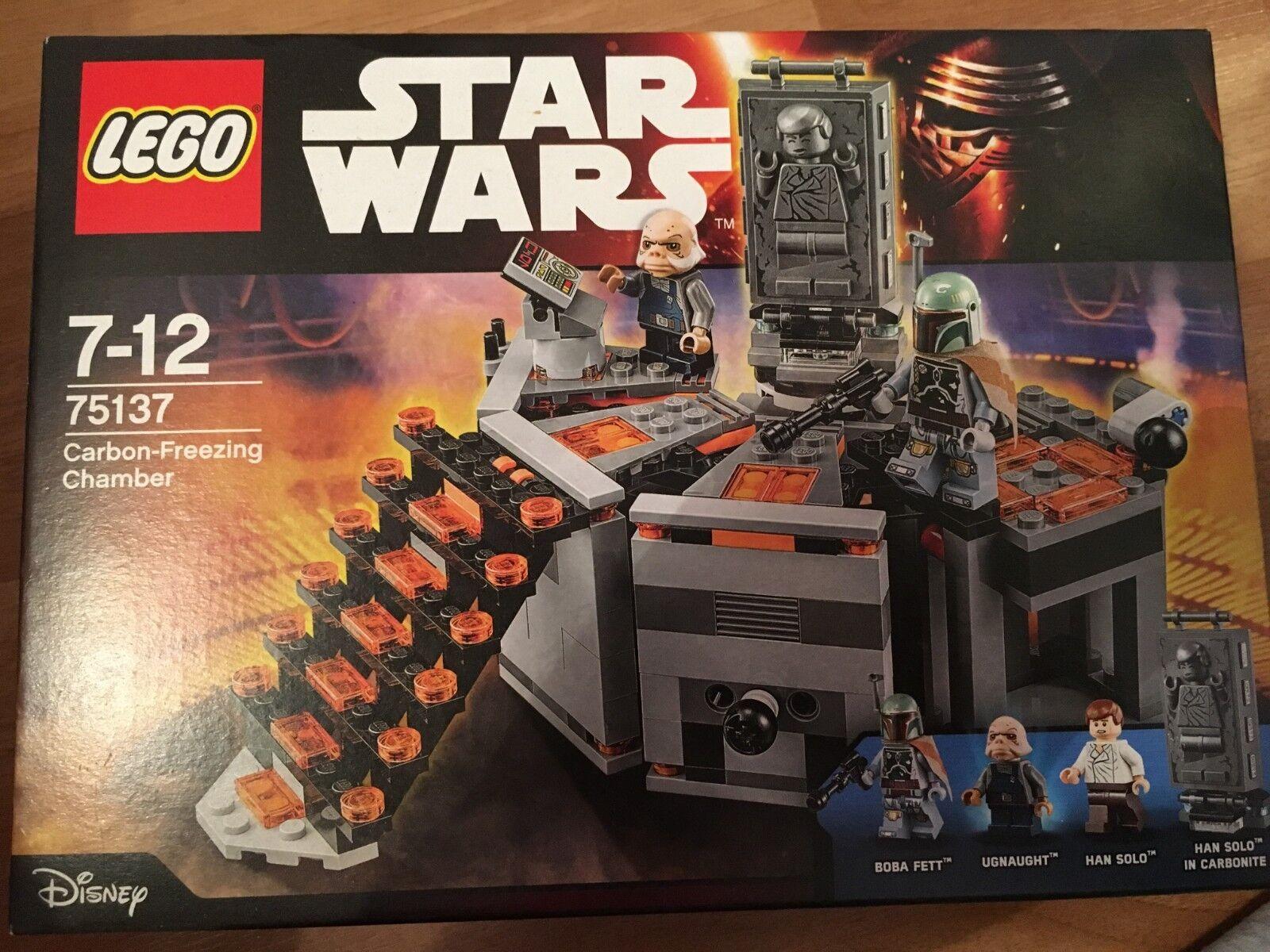 LEGO Carbon-Freezing Chamber Boba Fett NEW SEALED 75137