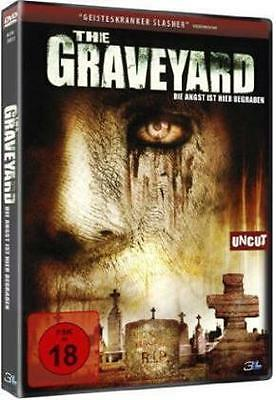 The Graveyard - Die Angst ist hier begraben / FSK 18 / DVD-ohne Cover
