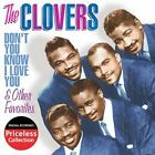 Don't You Know I Love You & Other Favorites [Collectables] by The Clovers (CD, Mar-2006, Collectables)