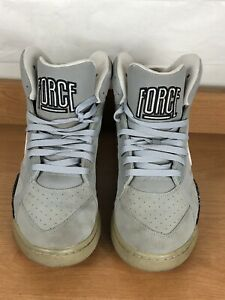 Details about Nike Air Command Force Pump David Robinson Billy Hoyle Silver 537330 010 SZ 10