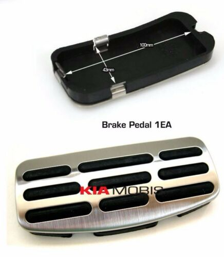 A//T Foot Pedal Pad 3EA 1SET For Hyundai i30 Elantra Touring 2007 2011