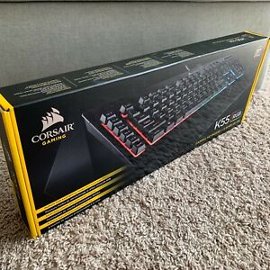 Details about Corsair K55 RGB Backlit Gaming Keyboard - New in Box