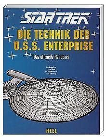 Star Trek: Die Technik der U.S.S. Enterprise. Das...   Buch   Zustand akzeptabel