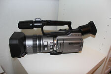 Sony Handycam DCR-VX2100E PAL Camcorder HÄNDLER TESTED TOP