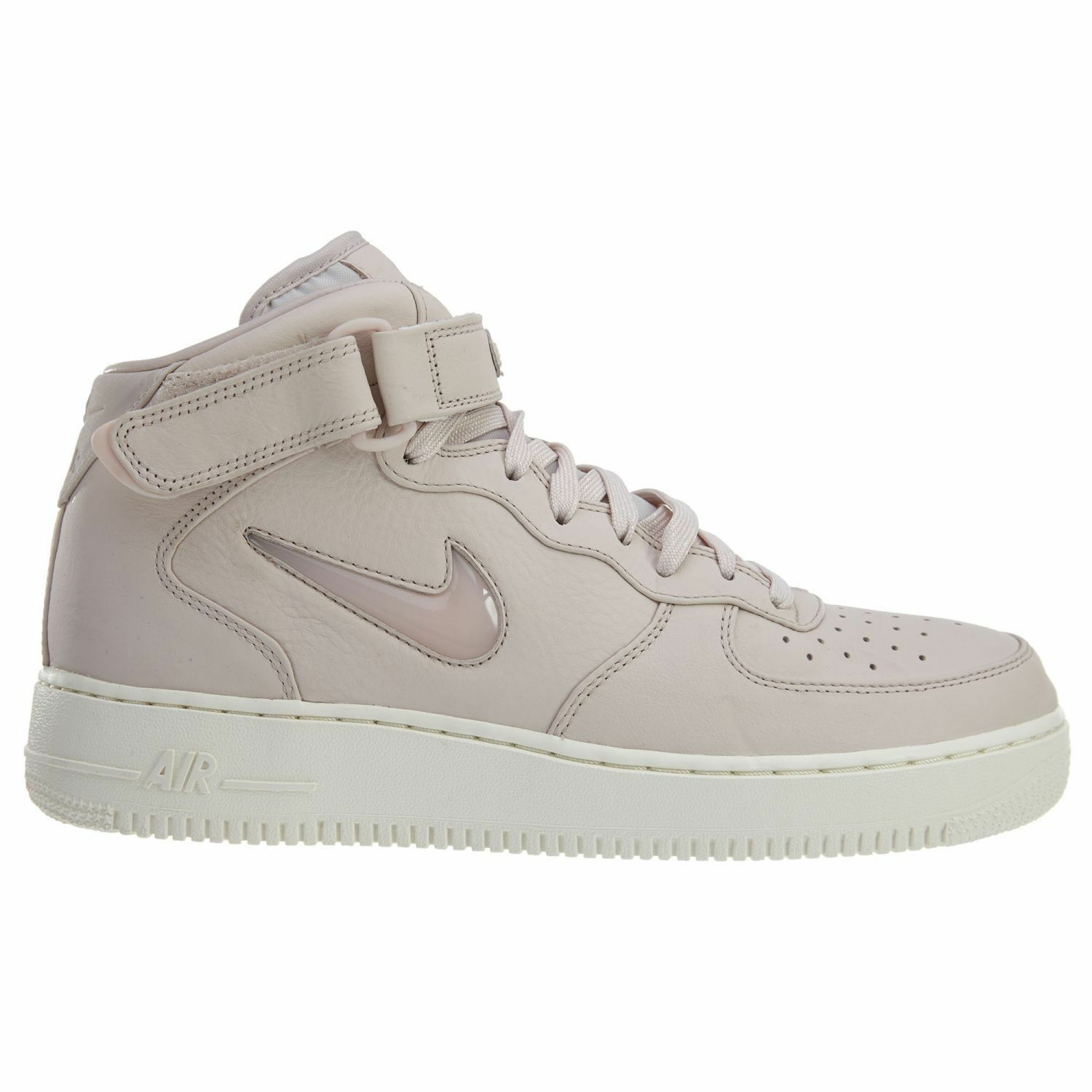 Mens Nike Air Force 1 Mid Retro Premium JEWEL Silt Red 941913-600 US ... fb4974a52