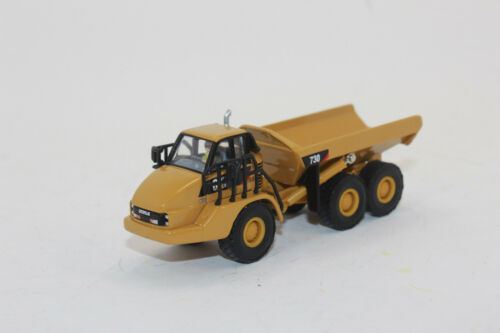 DIECAST masters 85130 Dumper 730 Cat caterpillar 1:87 nuevo en OVP