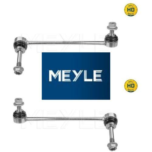 2x Koppelstange Stabilisator MEYLE 3160600030//HD 3160600031//HD verstärkt