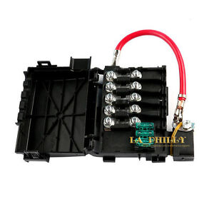 Image Is Loading Fuse Box Battery Terminal For Vw Jetta Bora